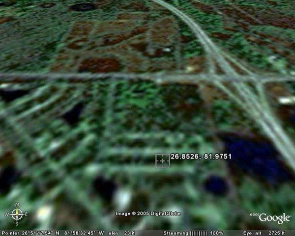 6014: PUNTA GORDA (CHARLOTTE CO., FL) 1 lot.