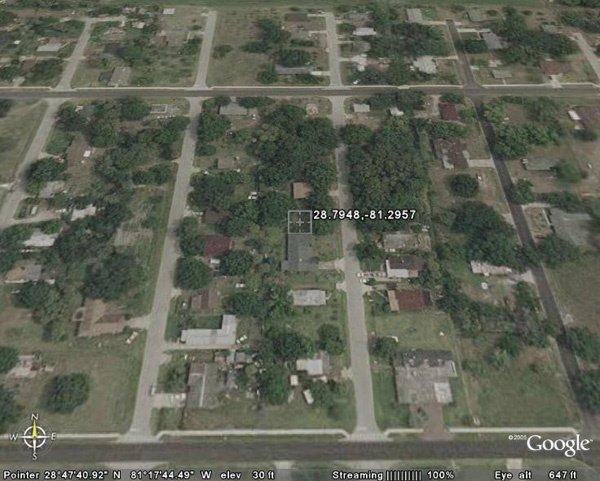 6015: SANFORD AREA (SEMINOLE CO., FL) 5,200 square feet