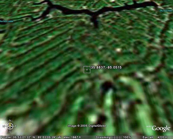 6019: CITY OF CROSSVILLE (CUMBERLAND CO., TN) 80' x 140