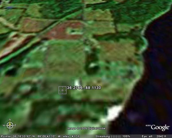 6022: HAIGER RIDGE AREA (HENRY CO., TN) 2.1 acres.