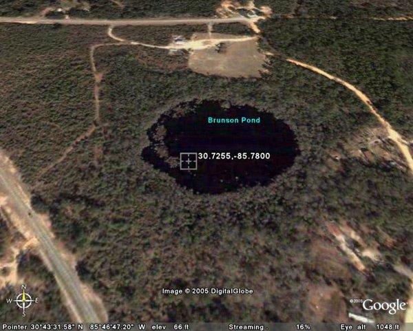 6024: PATE LAKE AREA (WASHINGTON CO., FL) 2 acres.