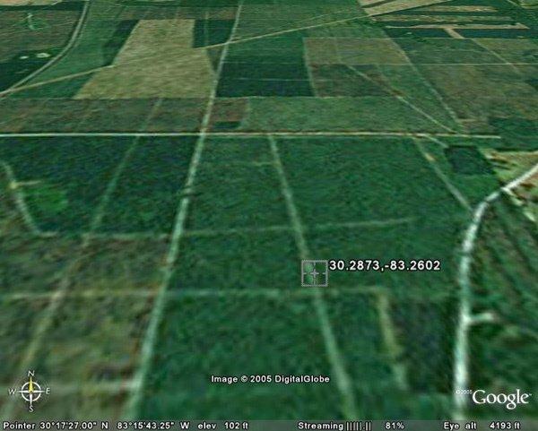 6090: MADISON  AREA (MADISON CO., FL) 40 acres.