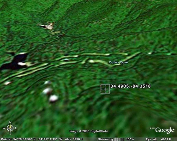 6139: CITY OF TATE (PICKENS CO., GA) 20,473 square feet