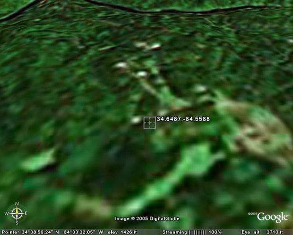 6143: ELLIJAY AREA (GILMER CO., GA) 1 lot.