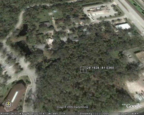 6164: DAYTONA BEACH AREA (VOLUSIA CO., FL) 1 lot.