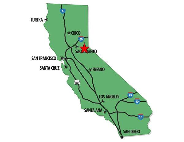 93060: 60. AMERICAN RIVER/PLACER COUNTY LINE AREA (EL D