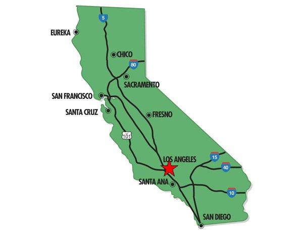 95009: 9. CITY OF LOS ANGELES (LOS ANGELES CO., CA) 5 a