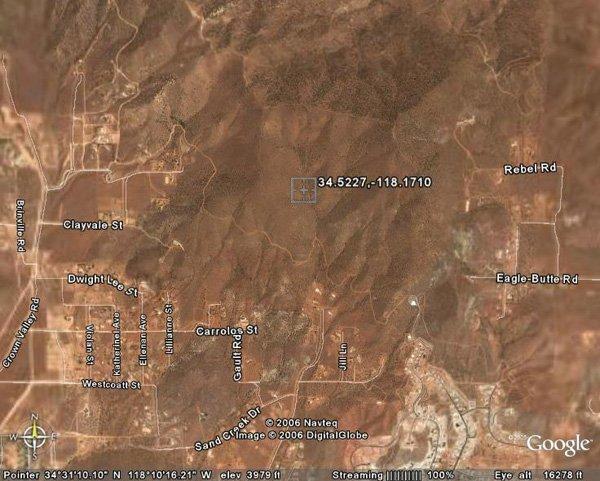 97030: 30. ACTON AREA (LOS ANGELES CO., CA) 72.27 acres