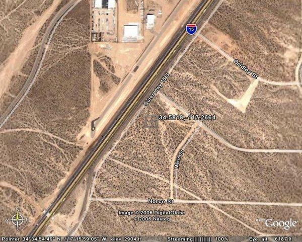 97049: 49. TOWN OF APPLE VALLEY (SAN BERNARDINO CO., CA