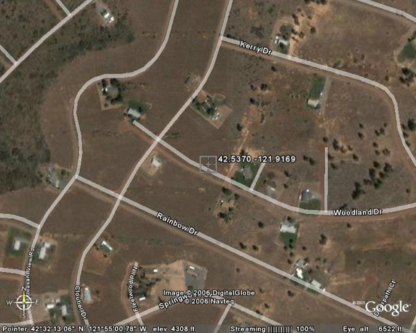 97173: 173. OREGON SHORES (KLAMATH CO., OR) 1 lot.