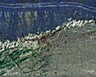 97184: 184. SALTON SEA AREA (RIVERSIDE CO., CA) 80 acre