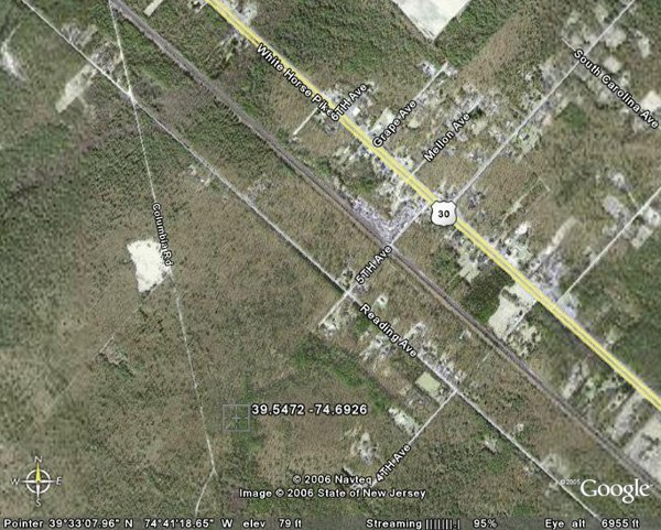 98004: 4. TOWNSHIP OF MULLICA (ATLANTIC CO., NJ) 1.9 ac