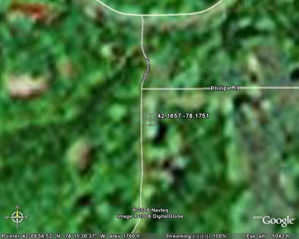 98008: 8. TOWN OF WIRT (ALLEGANY CO., NY) 7.6 acres.