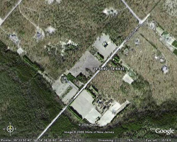 98023: 23. MULLICA TOWNSHIP (ATLANTIC CO., NJ) 20 acres