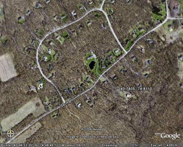 98041: 41. WASHINGTON TOWNSHIP (MORRIS CO., NJ) 3.5 acr