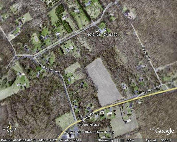 98100: 100. LEBANON TOWNSHIP (HUNTERDON CO., NJ) 3.1 ac