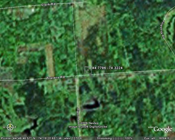 98158: 158. TOWN OF MALONE (FRANKLIN CO., NY) 10 acres.