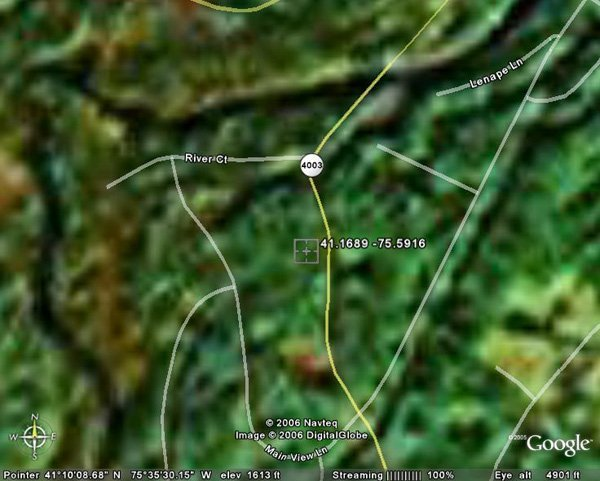 98204: 204. POCONOS AREA (MONROE CO., PA) 1.07 acres.