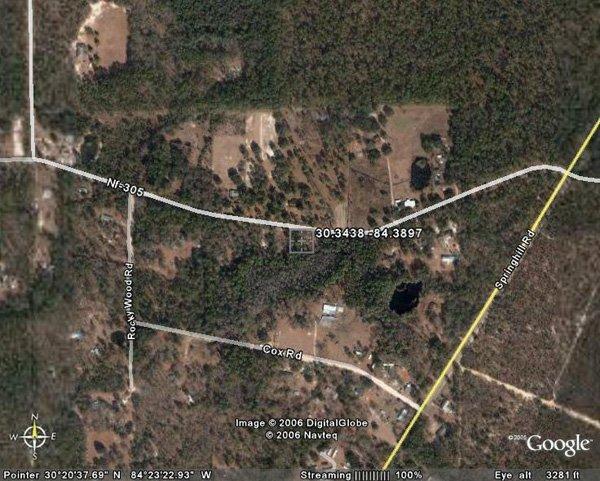 3. TALLAHASSEE AREA (LEON CO., FL) 1.23 acres.