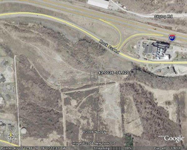 9. TOWN OF ONONDAGA (ONONDAGA CO., NY) 4 acres.
