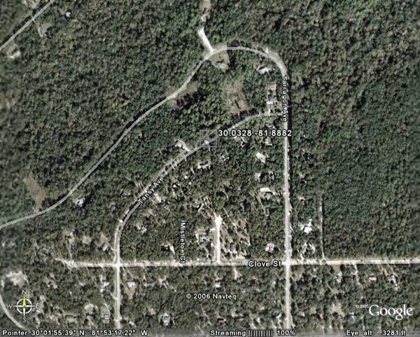 13. MIDDLEBURG AREA (CLAY CO., FL) 1.1 acres.