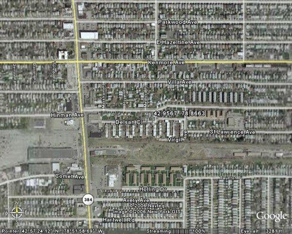 19. CITY OF BUFFALO (ERIE CO., NY) 1 lot.
