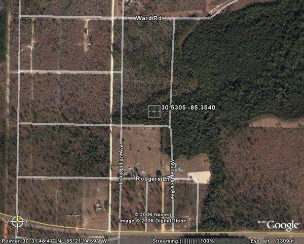 21. BLOUNTSTOWN AREA (CALHOUN CO., FL) 5 acres.