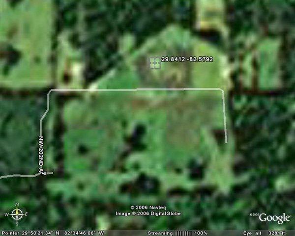 38. HIGH SPRINGS AREA (ALACHUA CO., FL) 10.5 acres.