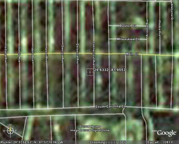 132. INTERLACHEN AREA (PUTNAM CO., FL) 5 acres.