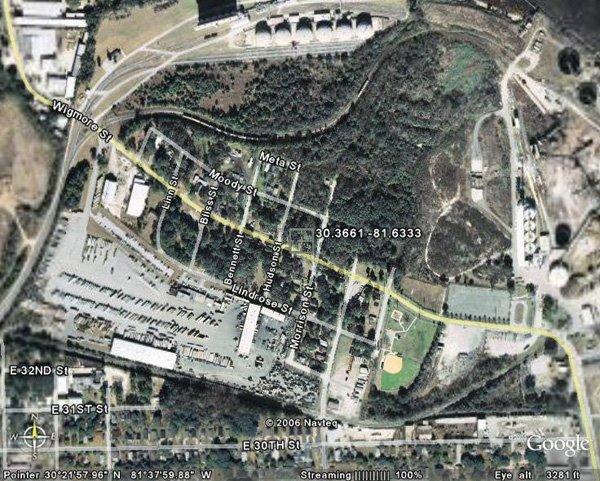 136. CITY OF JACKSONVILLE (DUVAL CO., FL) 5,500 square