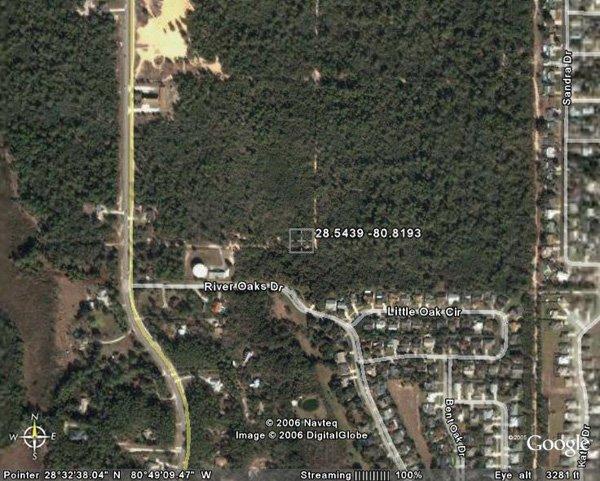140. TITUSVILLE AREA (BREVARD CO., FL) 8,200 square fee