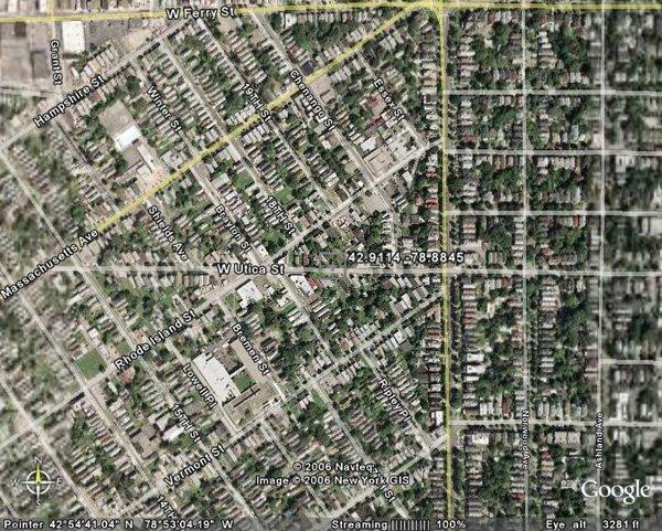 145. CITY OF BUFFALO (ERIE CO., NY) 1 lot.