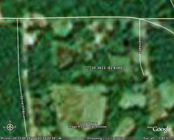 149. WHITE SPRINGS AREA (HAMILTON CO., FL) 2 acres.