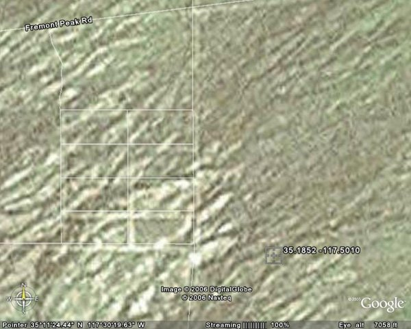 100012: 12. FREMONT PEAK AREA (SAN BERNARDINO CO., CA)