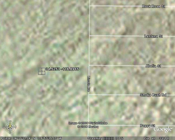 100015: 15. LUCERNE VALLEY AREA (SAN BERNARDINO CO., CA