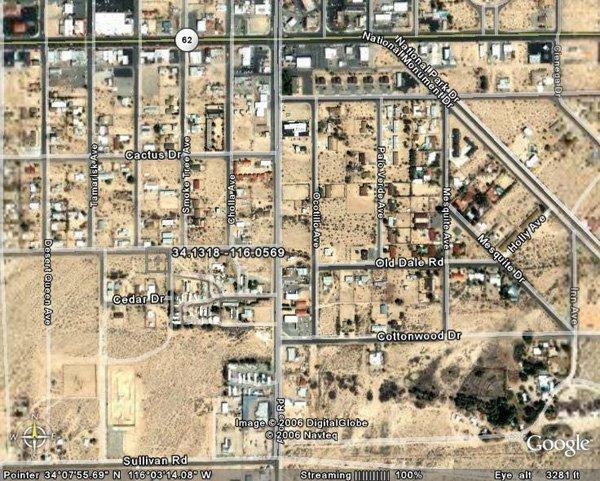 100022: 22. CITY OF TWENTYNINE PALMS (SAN BERNARDINO CO