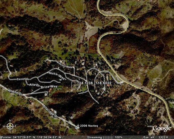 100023: 23. TOPANGA CANYON AREA (LOS ANGELES CO., CA) 7
