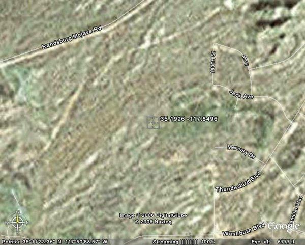 100024: 24. CALIFORNIA CITY AREA (KERN CO., CA) 10 acre