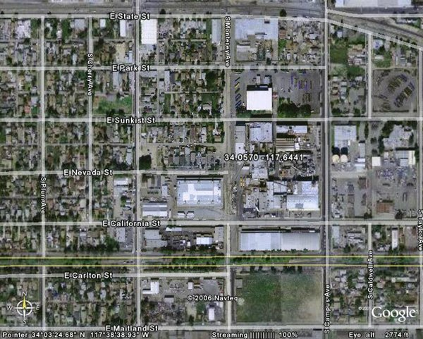 100060: 60. CITY OF ONTARIO (SAN BERNARDINO CO., CA) 6,