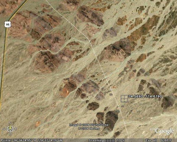 100144: 144. HAVASU LAKE AREA (SAN BERNARDINO CO., CA)