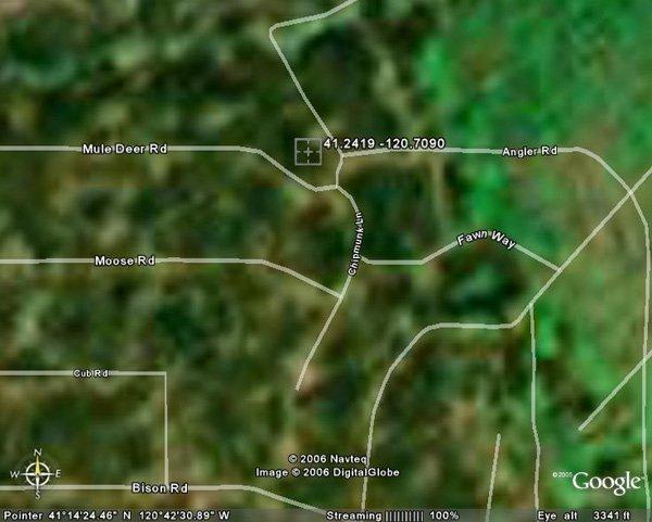 100145: 145. CALIFORNIA PINES (MODOC CO., CA) 1.4 acres