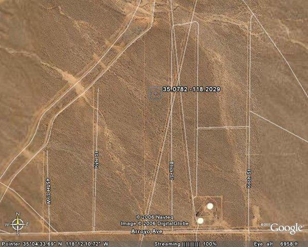 100150: 150. MOJAVE AREA (KERN CO., CA) 9 acres.