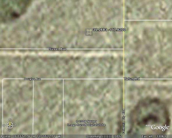 100166: 166. CALIFORNIA CITY AREA (KERN CO., CA) 10 acr