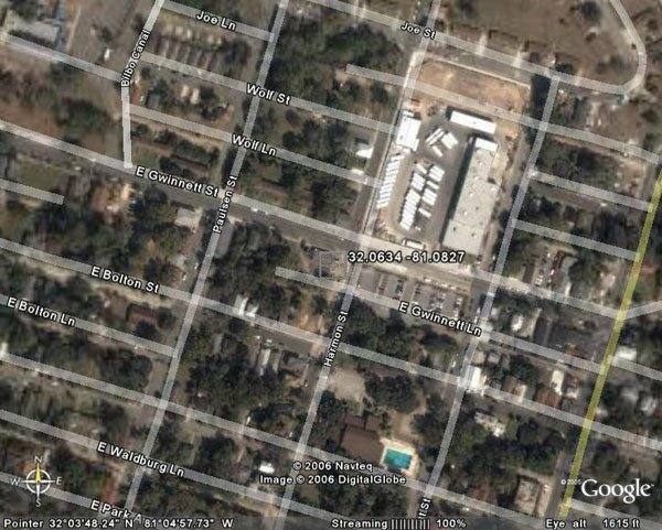 13. CITY OF SAVANNAH (CHATHAM CO., GA) 1 lot.