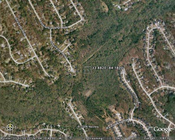 20. LILBURN AREA (GWINNETT CO., GA) 5.17 acres.