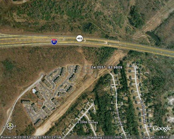 40. TOWN OF BUFORD (GWINNETT CO., GA) 5 acres.