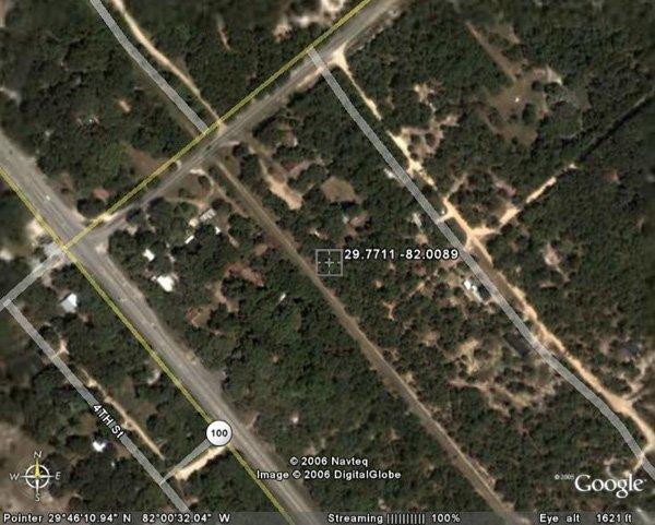 102004: 4. TOWN OF LAKE GENEVA (CLAY CO., FL) 50' x 140