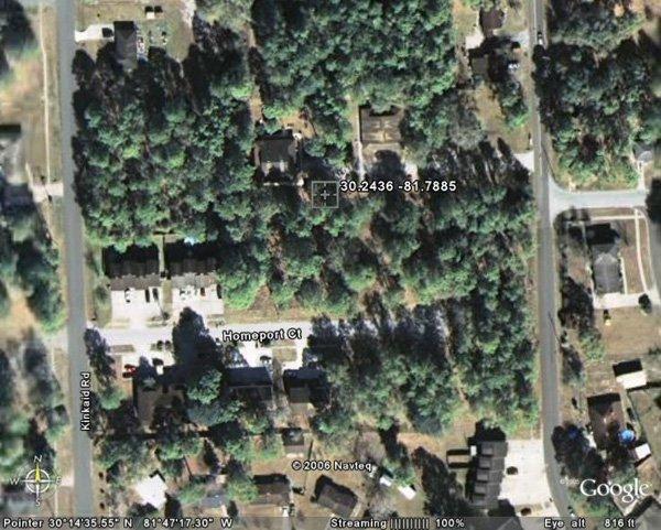102009: 9. CITY OF JACKSONVILLE (DUVAL CO., FL) 50' x 1