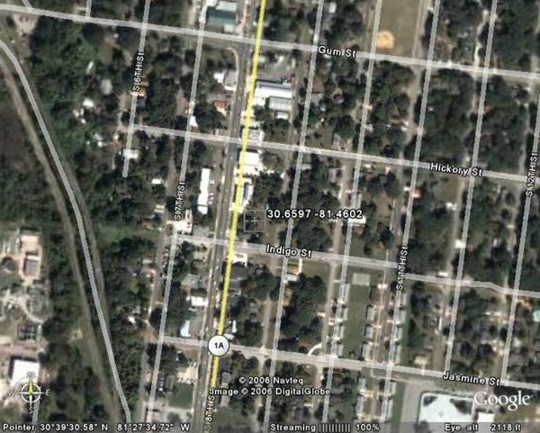 102013: 13. FERNANDINA BEACH AREA (NASSAU CO., FL) 25'