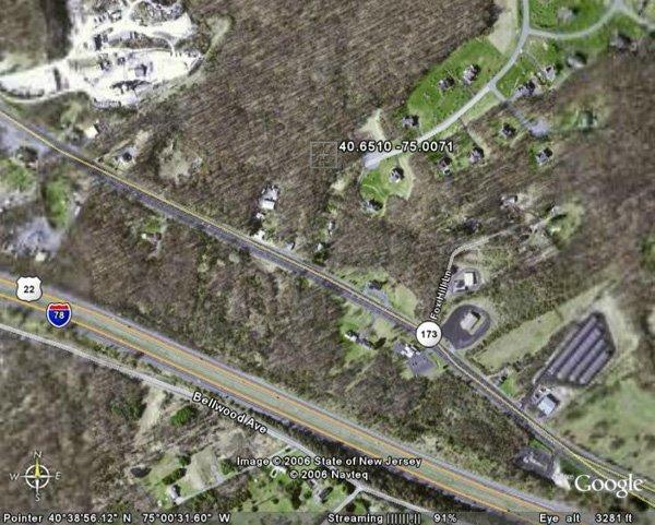 102039: 39. BETHLEHEM TOWNSHIP. (HUNTERDON CO., NJ) 5 a